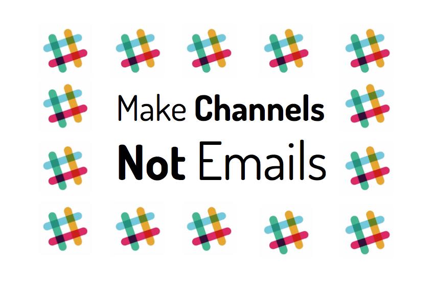 less-email-more-slack